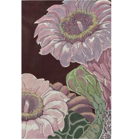 "Purple Palm Designs Saquaro White - cactus<br /> 10"" x 15"""