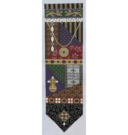 "JP Needlepoint Bejeweled Bell Pull<br /> 20.75"" x 6"""