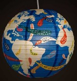 Down To Earth Paper Lantern