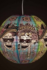 Day of The Dead Paper Lantern