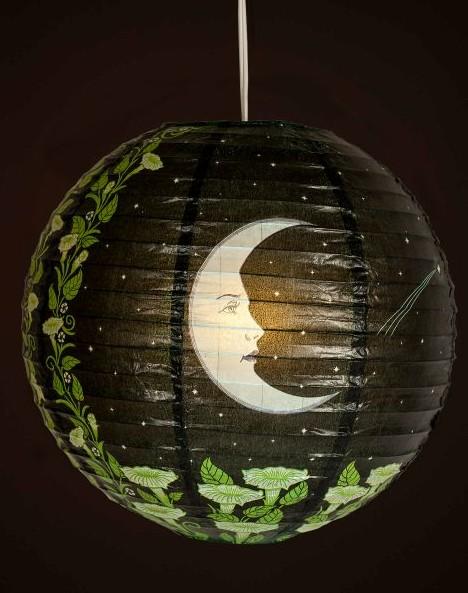 Moon Paper Lantern