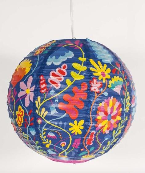 Bloom Paper Lantern