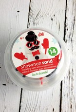Snowman Sand