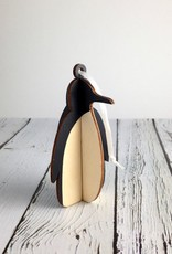 Tux Penguin Ornament