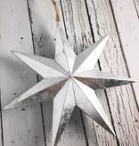 "8-1/4"" Round Wood Star"