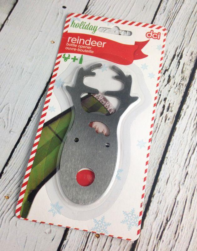 Reindeer Bottle Opener