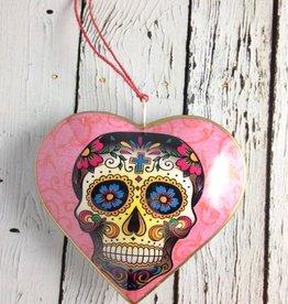 Couple Heart Ornament