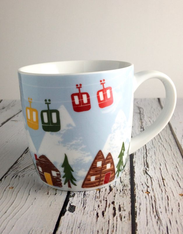 Hit the Slopes Mug