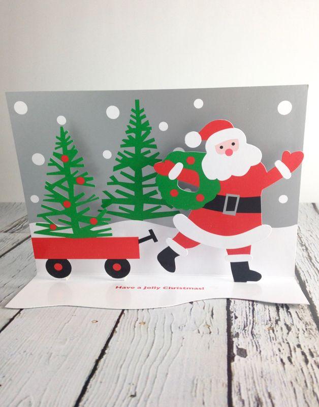 moma santas wagon boxed holiday cards - Moma Holiday Cards