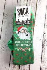 Don't Stop Believing Knee High Socks