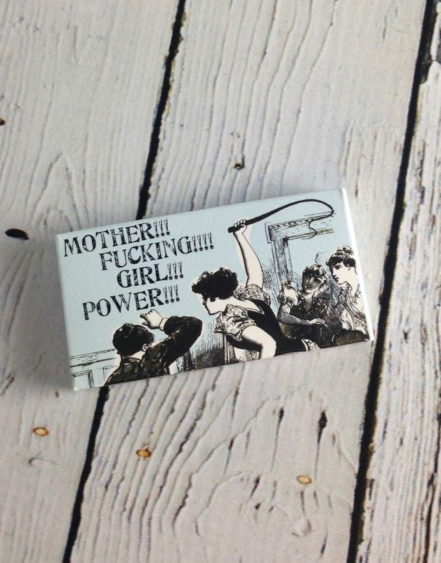 MFing Girl Power Gum