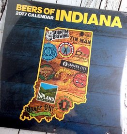 2017 Beer Labels of Indiana Calendar