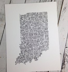 Indiana County Print