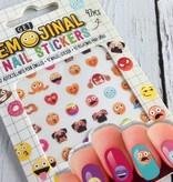Get Emojinal Nail Art