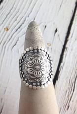 Gratitude Mandala Ring