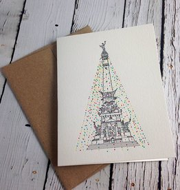 Holiday Monument Card Set