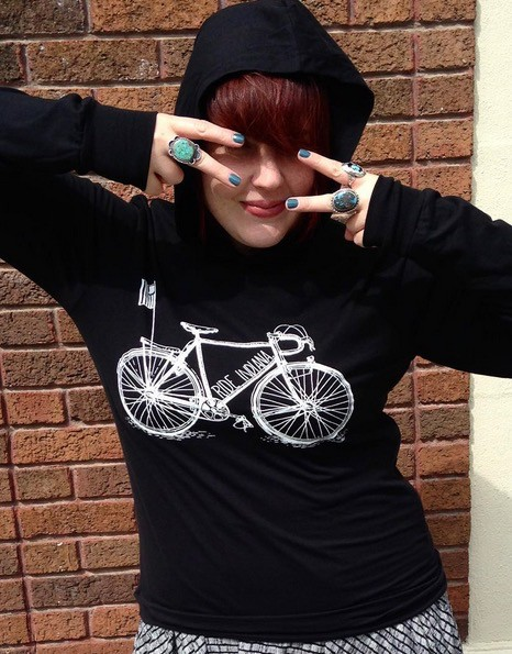 Classic Ride Indiana Hooded Tee
