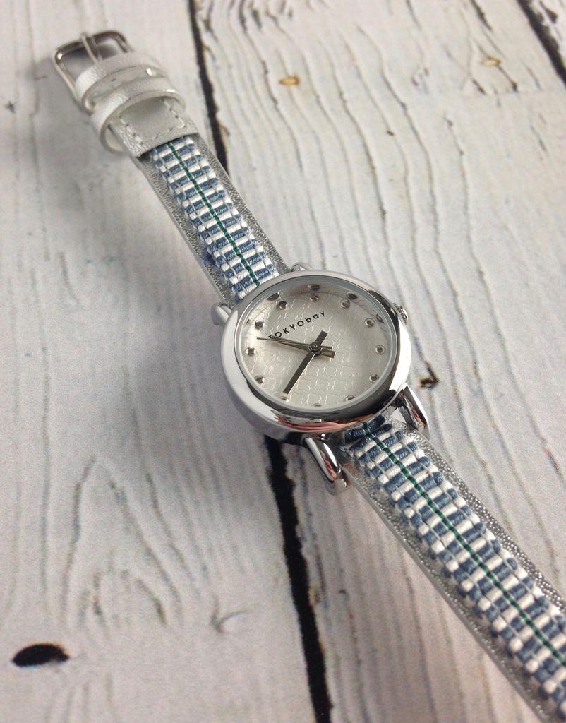 Minno Watch Silver