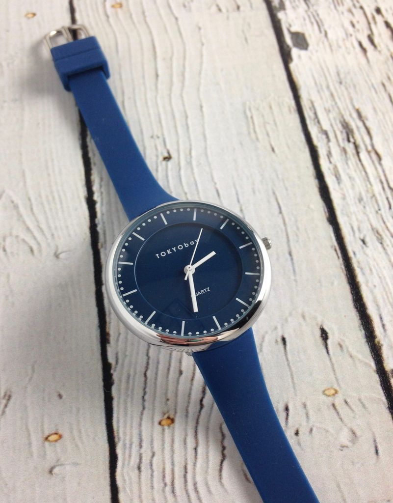 Bean Watch Navy