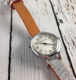 Samy Watch Silver