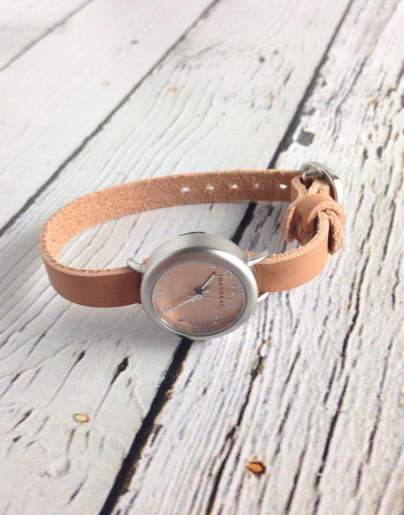 Isla Watch Brown