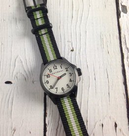 Ivy Watch Black