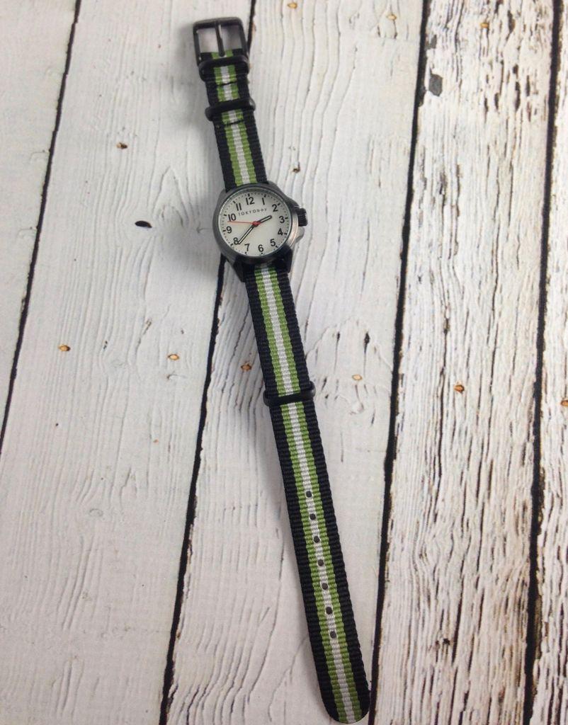 Ivy Watch Black