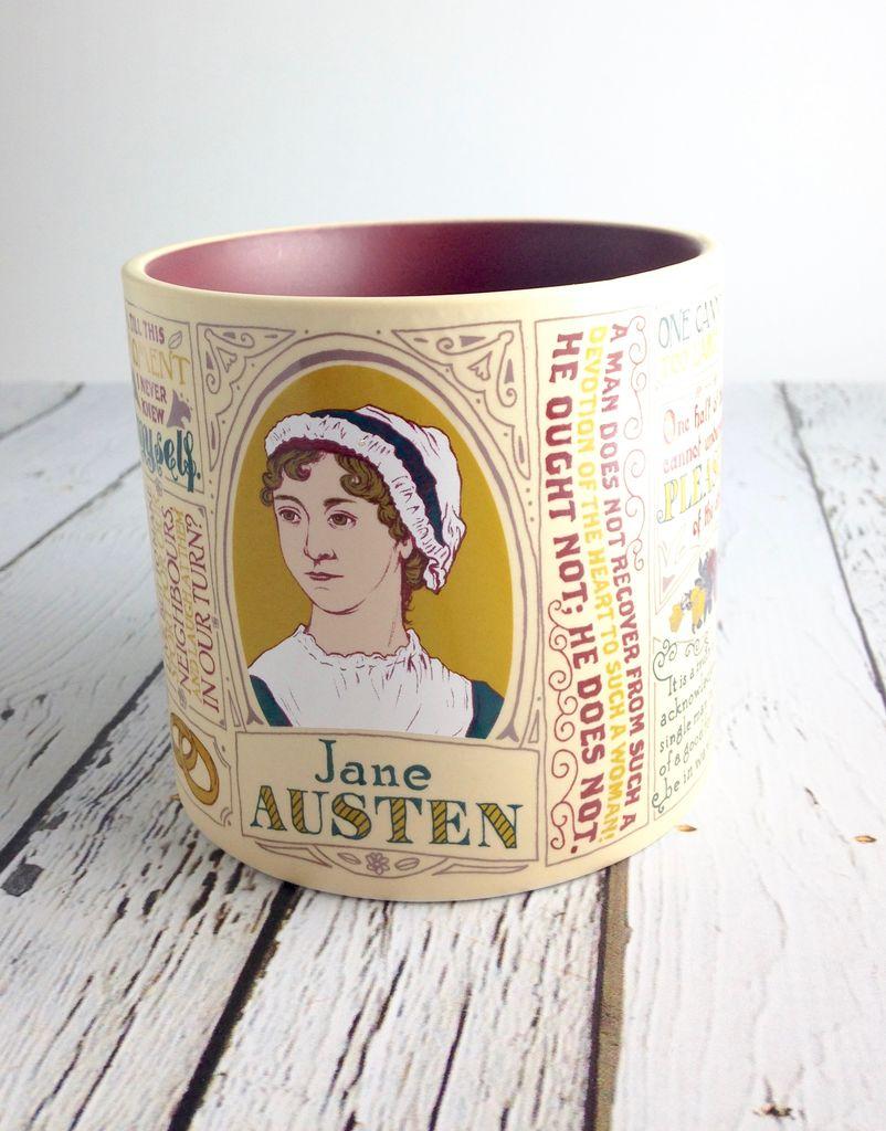 Jane Austen Mug