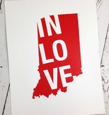 IN LOVE Print