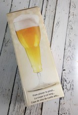 Beerdeaux Beer Glass