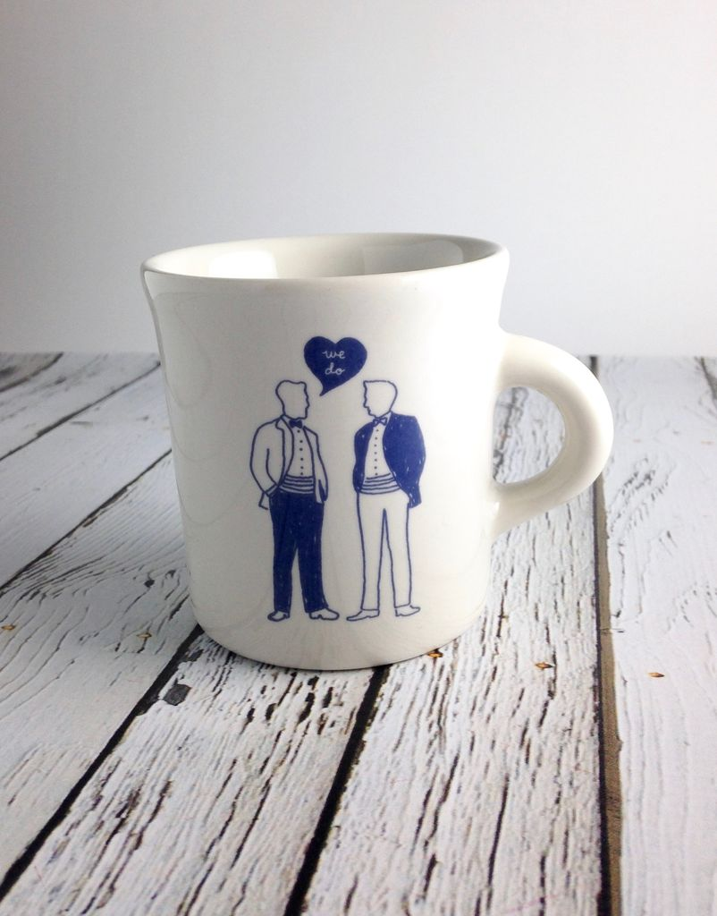 We Do - Men's Mug