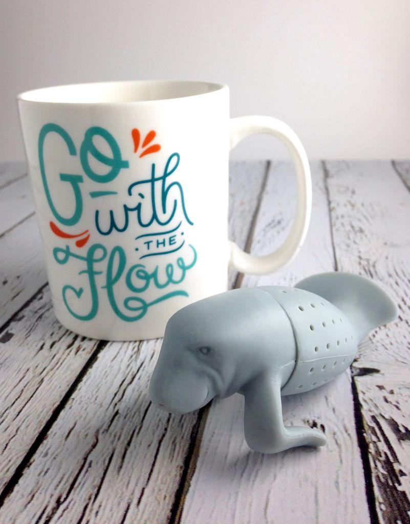 Two for Tea ManaTea Infuser and Mug Set