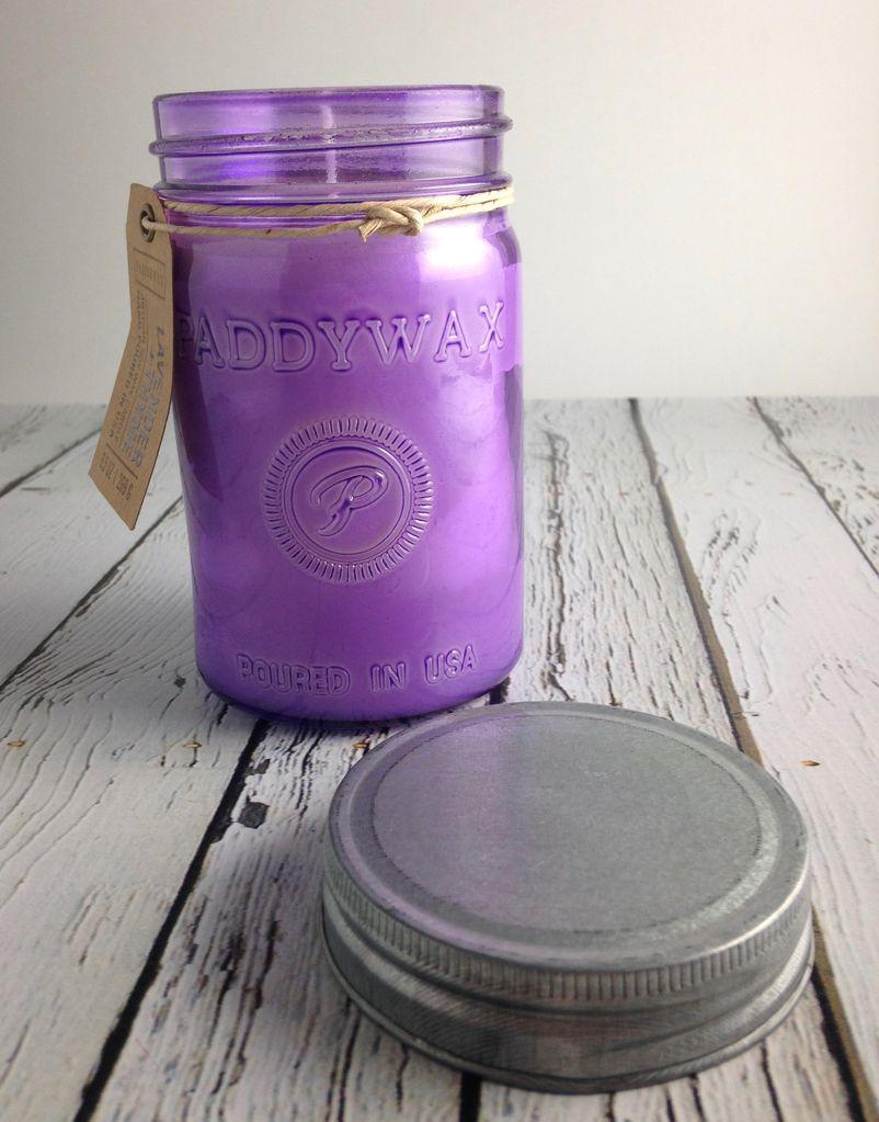 Lavender & Thyme 9.5oz Jar