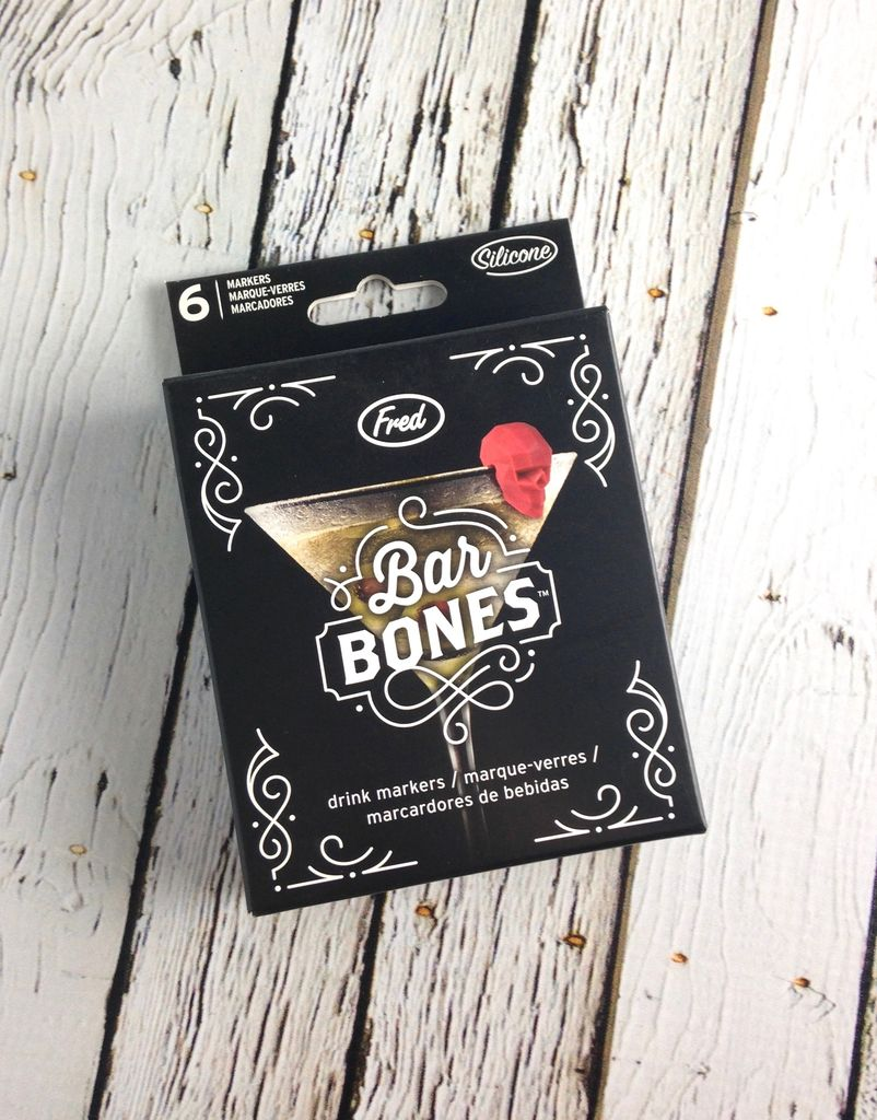 Bar Bones Drink Markers