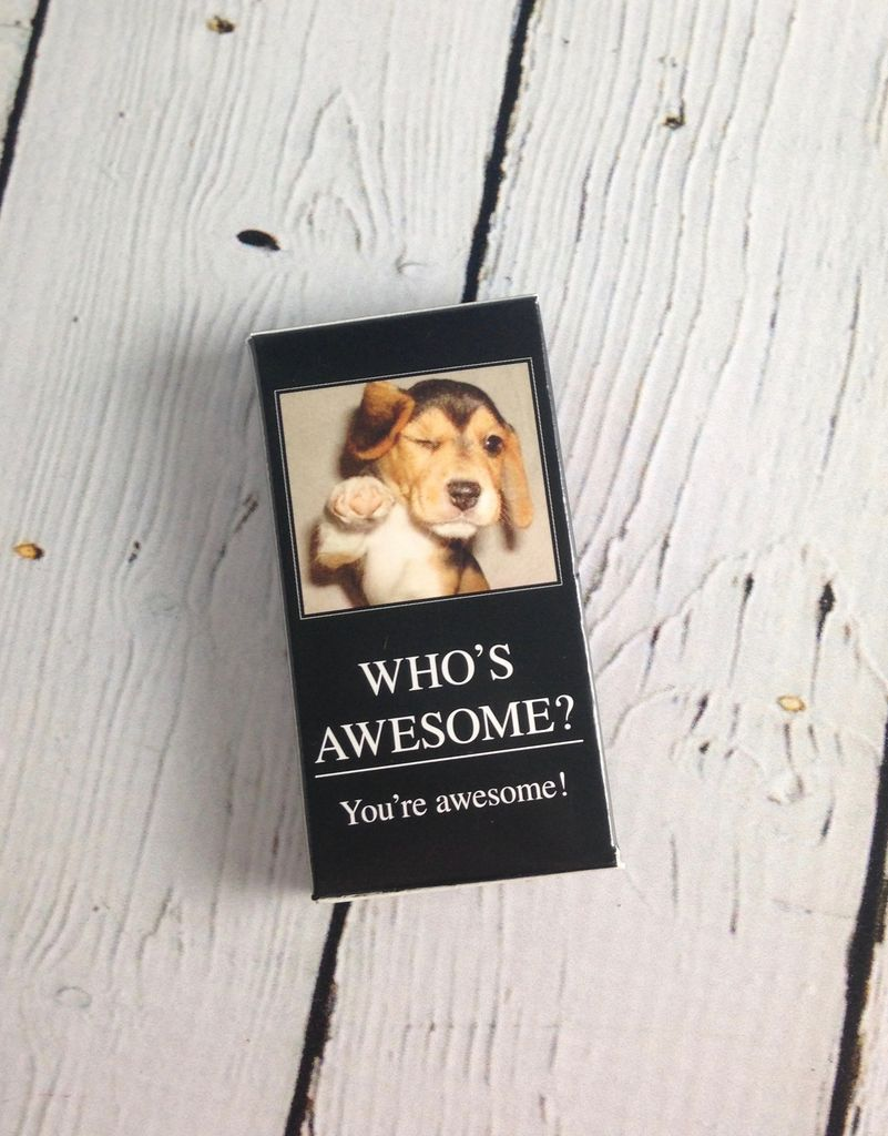 Who's Awesome? Gum