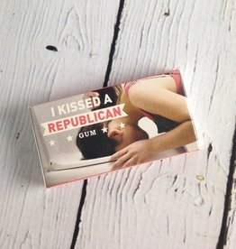 Kissed A Republican Gum