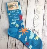 Carpe Diem Socks