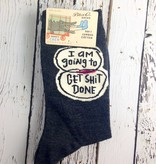 Get Shit Done. Later. Socks
