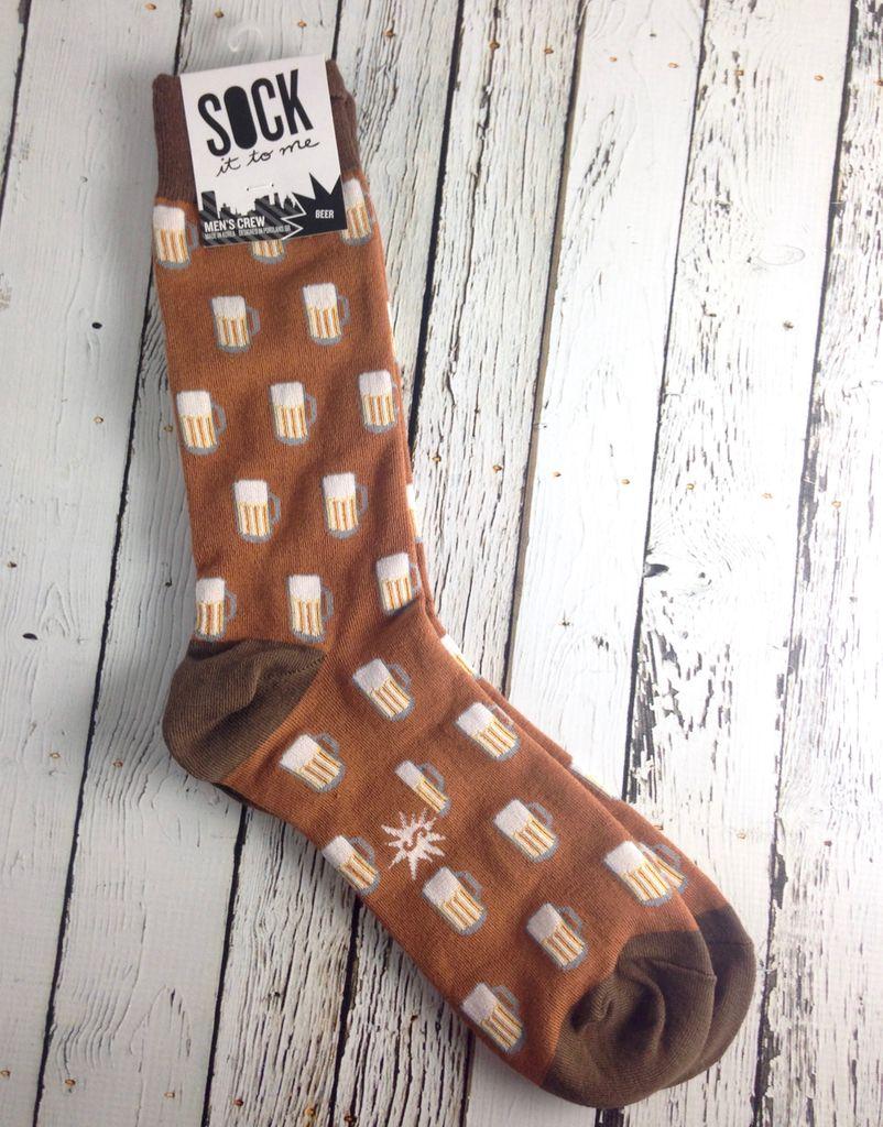 Beer Men's Crew Socks