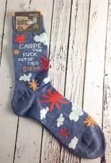 Men's Carpe Diem Socks