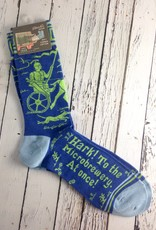 Hark! Microbrewery Men's Crew Socks