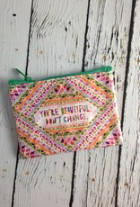 You're Beautiful Coin Purse