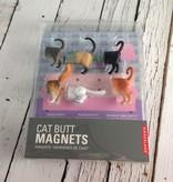 Cat Butt Magnet Set