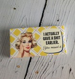 Gave A Shit Gum