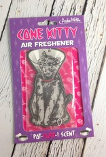 Cone Kitty Air Freshner
