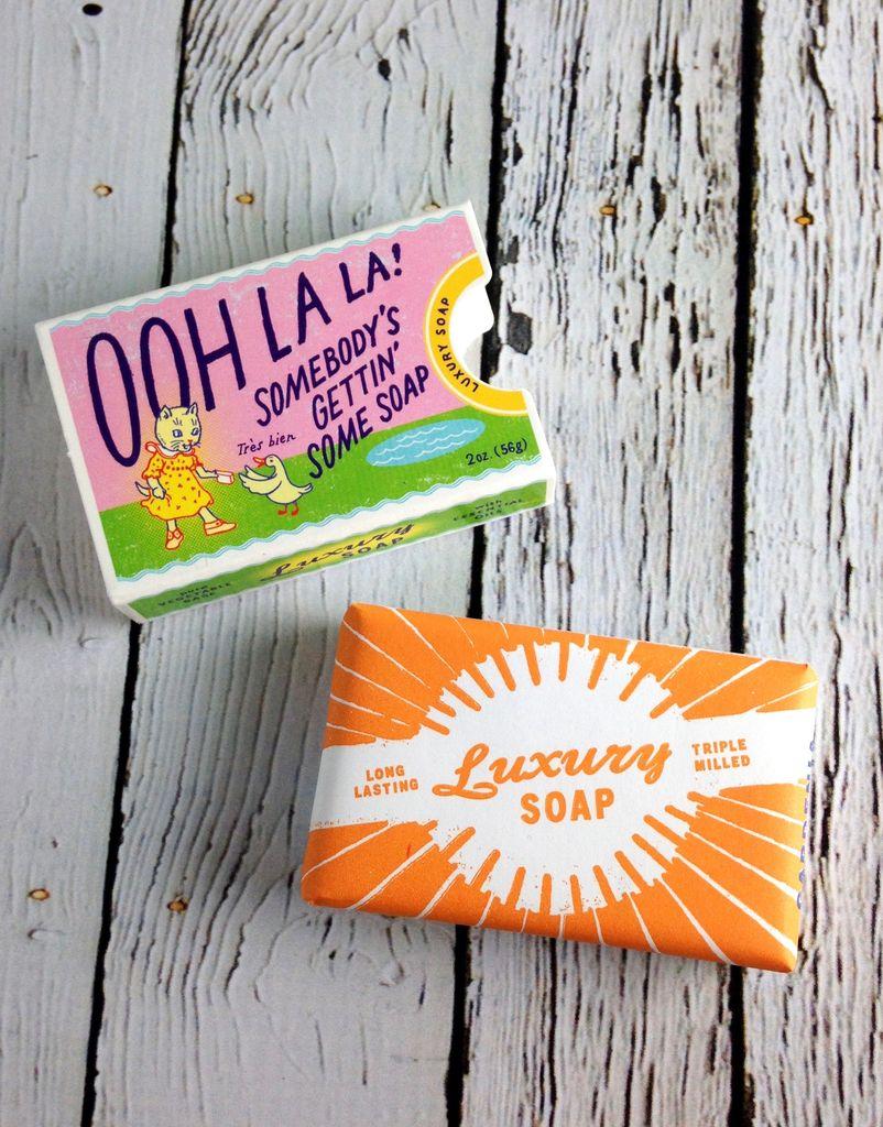 Ooh La La Luxury Soap