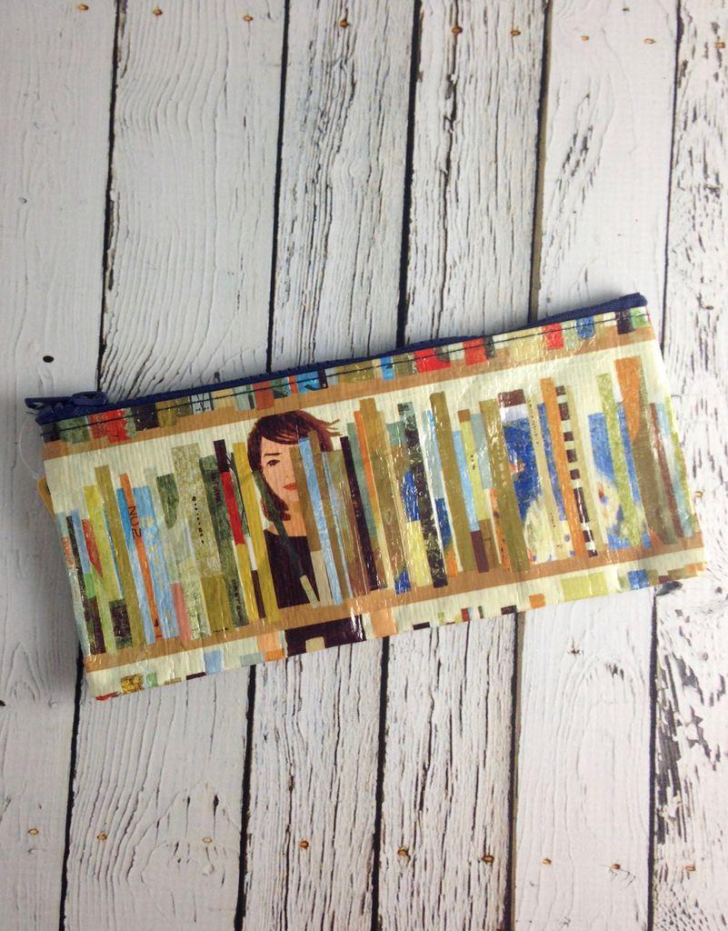 Book Bag Pencil Case