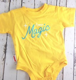 I Poop Magic 6-12 Month Onesie