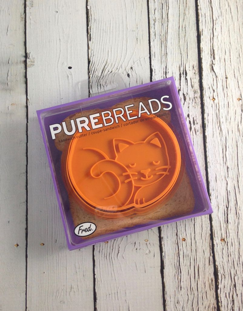 Purebreads Cat Bread Cutter