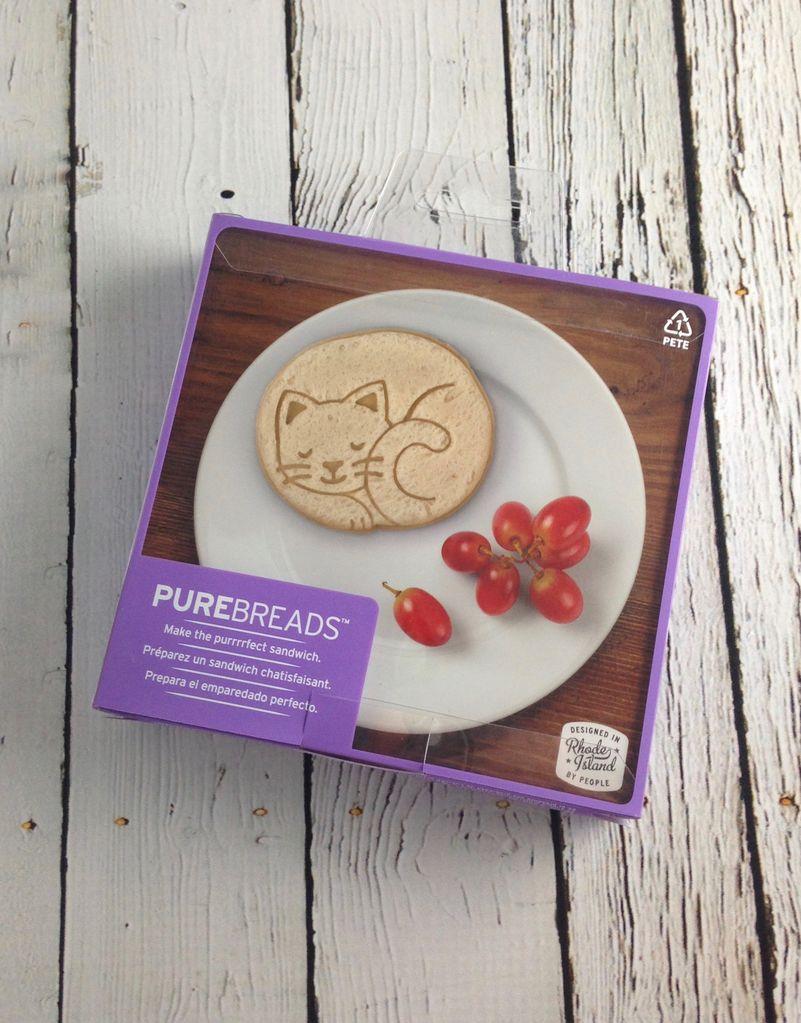 Purebreads Cat Bread Cutter